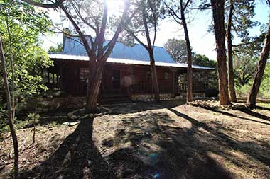 Photo of Lake Whitney Log Cabin on Lake Whitney